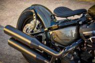 Harley Davidson Street Bob Bobber 005