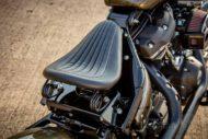 Harley Davidson Street Bob Bobber 011