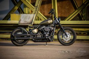Harley Davidson Street Bob Bobber 013