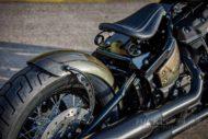 Harley Davidson Street Bob Bobber 020