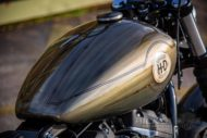Harley Davidson Street Bob Bobber 021