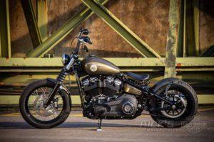 Harley Davidson Street Bob Bobber 026