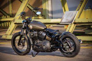 Harley Davidson Street Bob Bobber 028