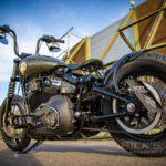 Harley Davidson Street Bob Bobber 040