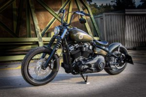 Harley Davidson Street Bob Bobber 042