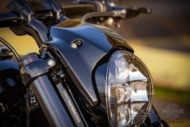 Harley Davidson Milwaukee Eight Breakout black 006