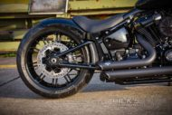 Harley Davidson Milwaukee Eight Breakout black 011 2