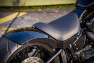 Harley Davidson Milwaukee Eight Breakout black 025