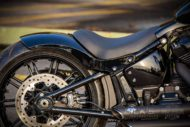 Harley Davidson Milwaukee Eight Breakout black 028