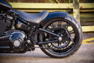 Harley Davidson Milwaukee Eight Breakout black 036