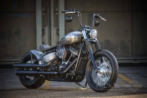 Harley Davidson Milwaukee Eight Street Bob Bobber Ricks 001