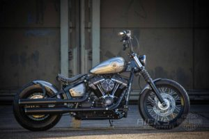 Harley Davidson Milwaukee Eight Street Bob Bobber Ricks 016