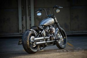 Harley Davidson Milwaukee Eight Street Bob Bobber Ricks 037