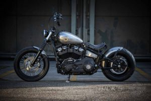 Harley Davidson Milwaukee Eight Street Bob Bobber Ricks 064