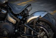 Harley Davidson Milwaukee Eight Street Bob Bobber Ricks 071