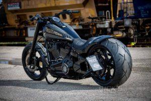 Harley Davidson FLFBS Fat Boy 114 300er Ricks 001