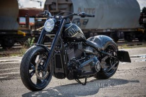 Harley Davidson FLFBS Fat Boy 114 300er Ricks 025