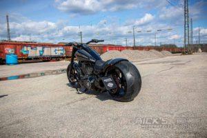 Harley Davidson FLFBS Fat Boy 114 300er Ricks 035