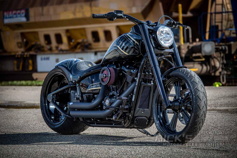 Harley Davidson FLFBS Fat Boy 114 300er Ricks 045