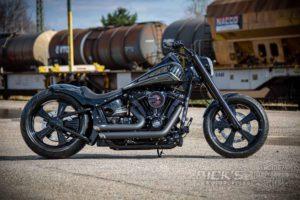 Harley Davidson FLFBS Fat Boy 114 300er Ricks 051