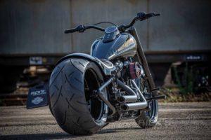 Harley Davidson FLFBS Fat Boy 114 300er Ricks 067
