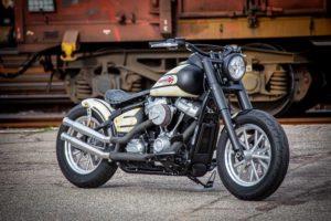 Harley Davidson Slim Bobber WW 007