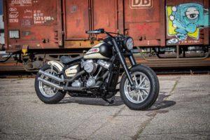 Harley Davidson Slim Bobber WW 015