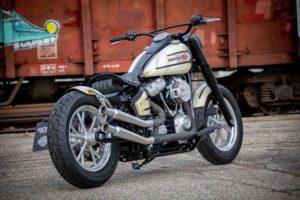 Harley Davidson Slim Bobber WW 017