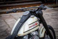 Harley Davidson Slim Bobber WW 031