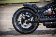 Harley Davidson Street Bob Custom Ricks 003