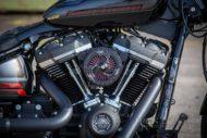 Harley Davidson Street Bob Custom Ricks 007
