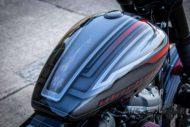 Harley Davidson Street Bob Custom Ricks 018