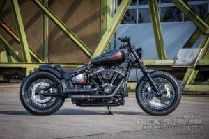 Harley Davidson Street Bob Custom Ricks 032