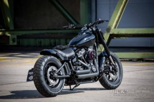 Harley Davidson Fat Bob Custom Ricks 2 001012