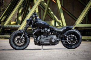 Harley Davidson Fat Bob Custom Ricks 2 001027