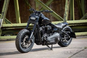 Harley Davidson Fat Bob Custom Ricks 2 001035