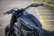 Harley Davidson Fat Boy 260 Custom Ricks 050