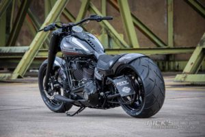 Harley Davidson Fat Boy Custom Ricks 002 1