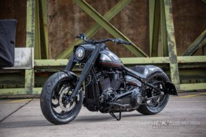 Harley Davidson Fat Boy Custom Ricks 015 1