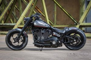 Harley Davidson Fat Boy Custom Ricks 024 1