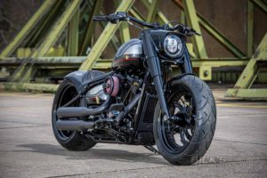 Harley Davidson Fat Boy Custom Ricks 028 1