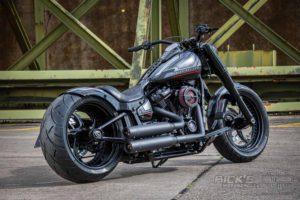 Harley Davidson Fat Boy Custom Ricks 047 1