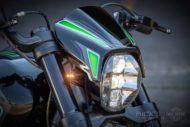 Harley Davidson FXDR Custom Ricks 009