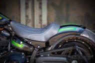 Harley Davidson FXDR Custom Ricks 058
