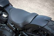 Harley Davidson Fat Bob Bob Custom Ricks 012