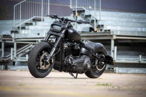 Harley Davidson Fat Bob Bob Custom Ricks 020