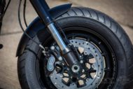 Harley Davidson Fat Bob Bob Custom Ricks 023