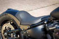 Harley Davidson Fat Bob Bob Custom Ricks 029