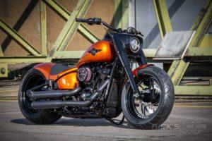 Harley Davidson Fat Boy 300 Custom Ricks 001