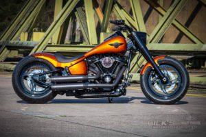 Harley Davidson Fat Boy 300 Custom Ricks 008
